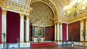 Interior of Winter Palace