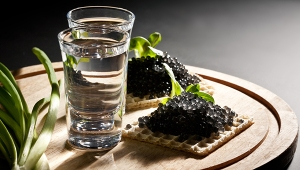 Vodka & Caviar