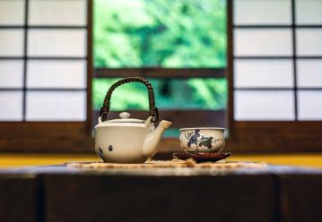 Ceramic Teapots Kyoto, Japan