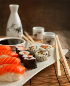 Sushi Kyoto, Japan