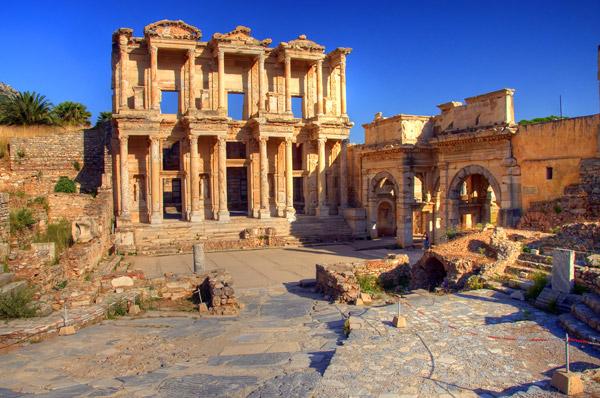 Ephesus (Kusadasi),Turkey