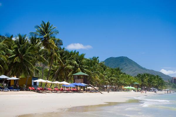 El Guamache (Isla Margarita), Venezuela