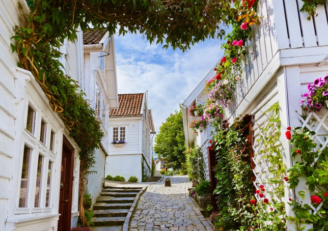 Rich in cultural life, Stavanger is the fourth largest city in Norway.