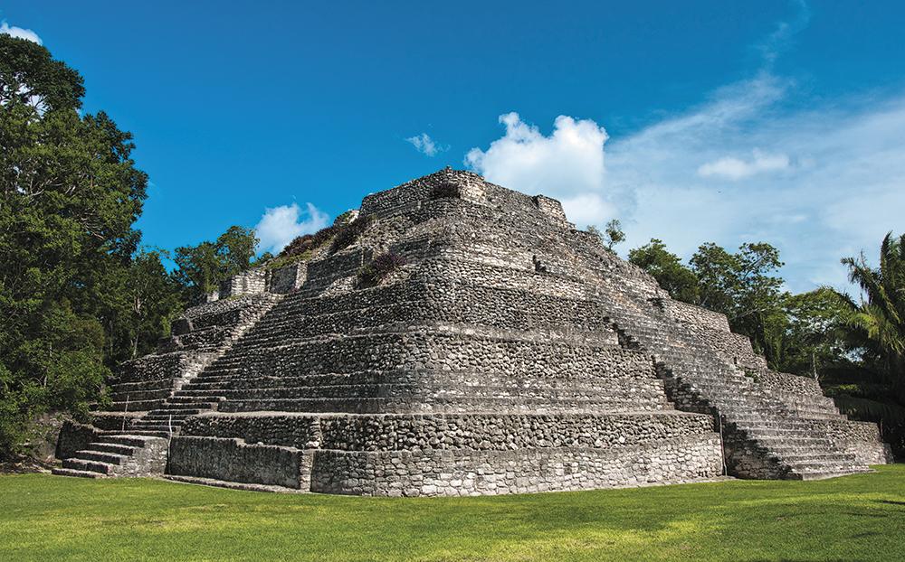 Chacchoben Mayan Ruins – Costa Maya, Mexico