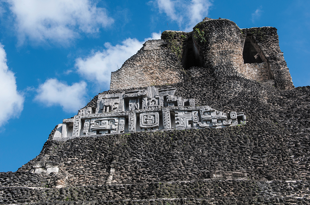 Xunantunch Mayan Ruins – Belize City, Belize