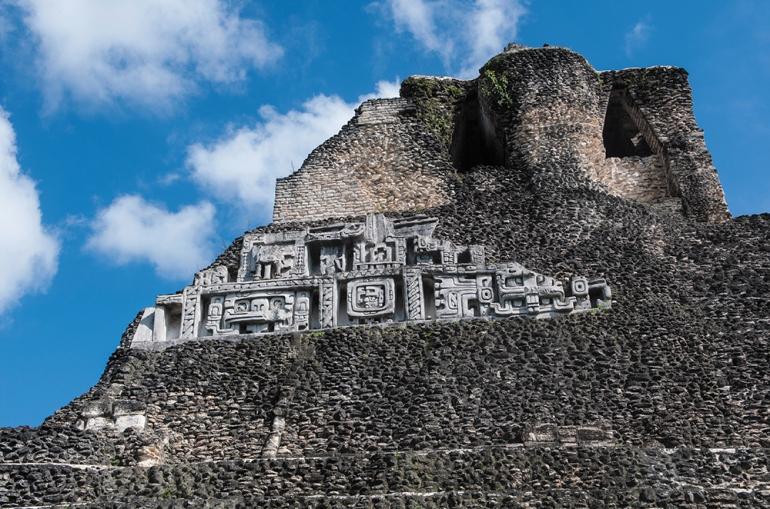 Xunantunch Mayan Ruins – Belize City, Belize